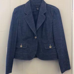 Rafaella Jean blazer size 12